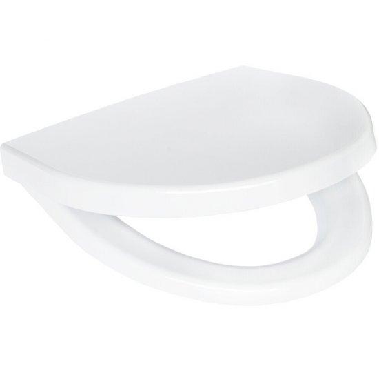 Deska sedesowa PARVA duroplastowa antybakteryjna wolnoopadająca