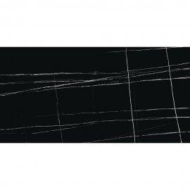 Gres MARKINIA BLACK czarny poler 60x120 gat. I
