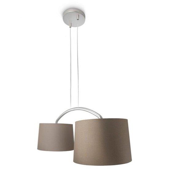Lampa wisząca SELLA 2xE27 42259/26/16 Philips