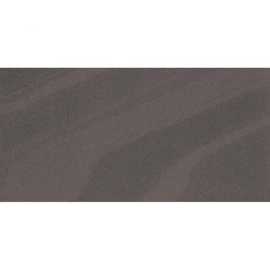 Gres zdobiony KANDO grafitowy poler 29,55x59,4 gat. I