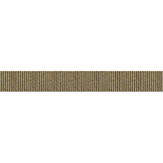 Płytka ścienna LIRYKA brązowa listwa błyszcząca 5x40 gat. I
