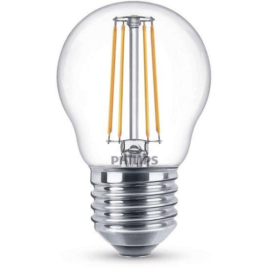 Żarówka LED 4 W (40 W) E27, 8718696587331 Philips