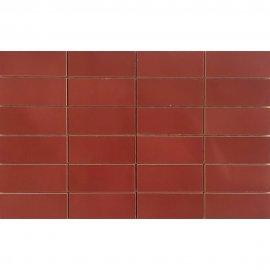 Płytka ścienna AROMA brązowa mozaika prostokąty błyszcząca 25x40 gat. I