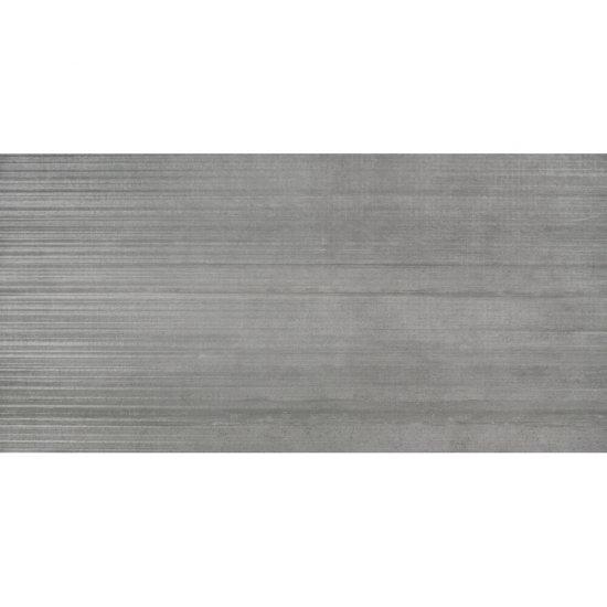 Gres hiszpański FLICKER szary paski 60x120