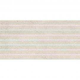 Płytka ścienna LIGHT MARBLE szara mozaika paski mat 29x59,3 gat. I