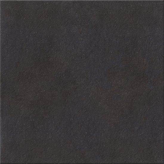 Gres zdobiony DRY RIVER grafitowy mat 59,4x59,4 gat. I