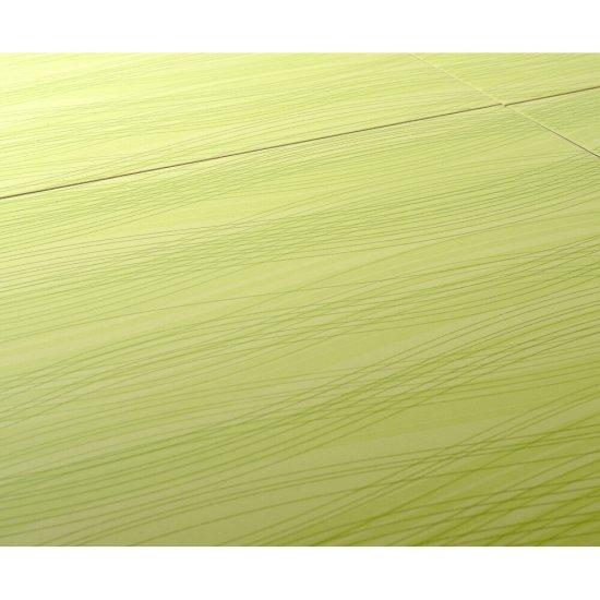 Płytka podłogowa FELINO zielona błyszcząca 33,3x33,3 gat. I