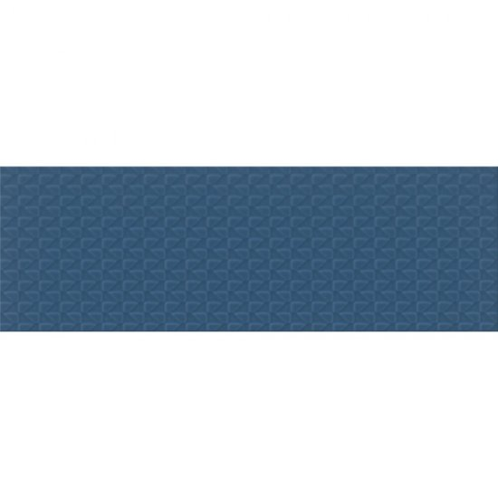 Płytka ścienna ZAMBEZI niebieska small struktura mat 20x60 gat. II