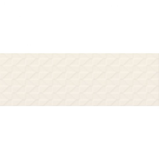 Płytka ścienna ZAMBEZI ivory duża struktura mat 20x60 gat. II