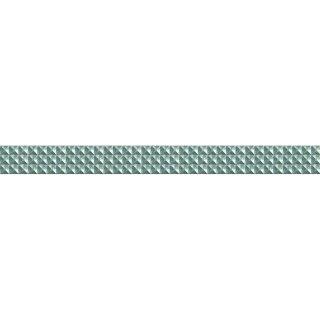 Płytka ścienna Jazz turkus geo 59,3x5,4 Opoczno