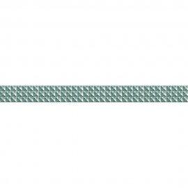 Płytka ścienna JAZZ turkusowa listwa geo mat 5,4x59,3 gat. I