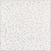 Płytka podłogowa LAMBERT różowa błyszcząca 35x35 gat. I