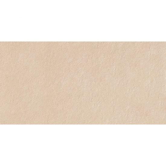 Gres zdobiony DRY RIVER kremowy mat 44,4x89 gat. II