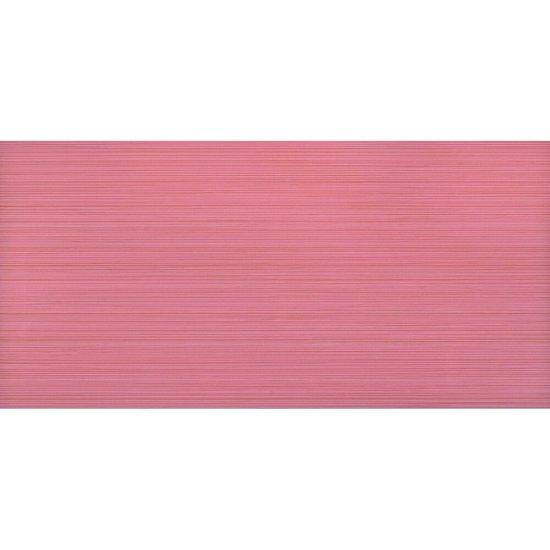 Płytka ścienna LINERO różowa błyszcząca 29x59,3 gat. I