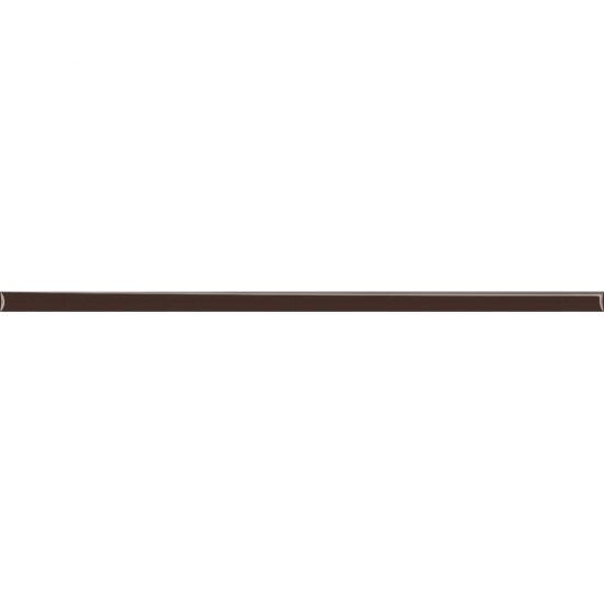 Gres szkliwiony DAMASCO brązowy listwa poler 2x59,8 gat. I