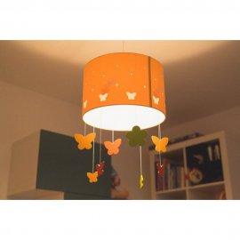 Lampa dziecięca MARIPO 1xE27 40427/34/16 Philips