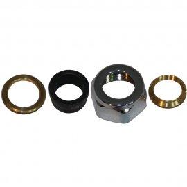 Złączki zaciskowe Cylinder do stali i miedzi 15mm (2szt) Carlo Poletti
