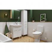 Kompakt WC 695 CERSANIA SIMPLEON 010 3/6 z deską duroplast