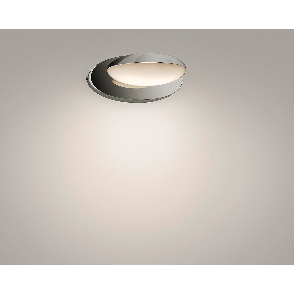 Hot Stone Wall Lamp Led Chrome : Kinkiet HOTSTONE 2xLED 34049/11/16 Philips