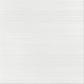 Gres szkliwiony MODERN LINE biały satyna 42x42 gat. II*