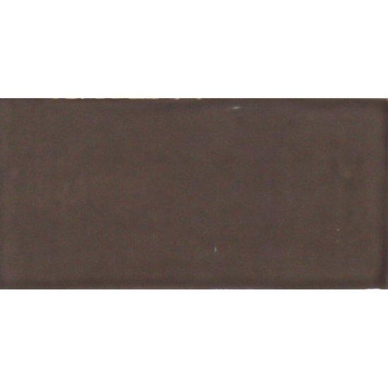 Płytka hiszpańska ścienna JURA brązowy 7,5x15