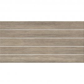 Płytka ścienna NATURE brązowa struktura wood mat 29,7x60 gat. I