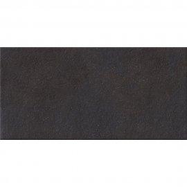 Gres zdobiony DRY RIVER grafitowy mat 29,55x59,4 gat. II