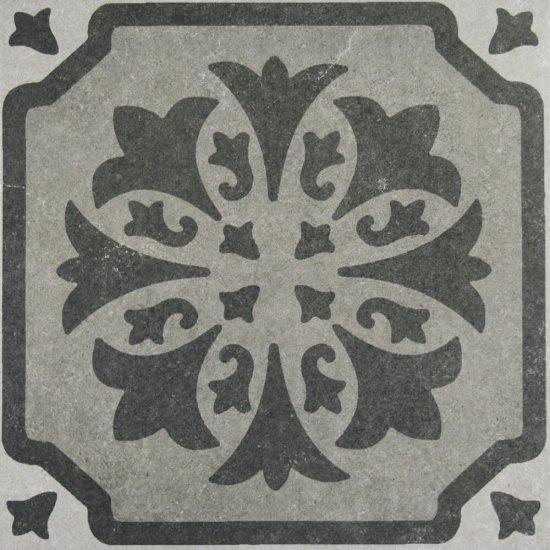 Gres hiszpański dekor TRAFICO szkliwiony 50X50