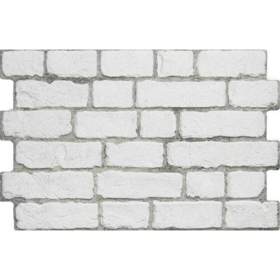 Gres hiszpański LADRILLO biały 33x47