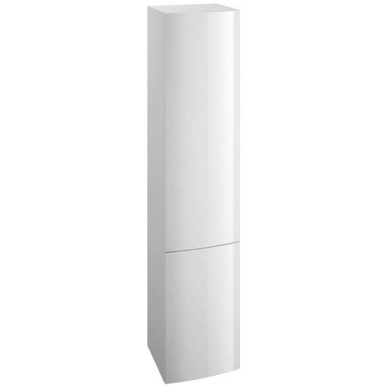 Słupek łazienkowy wiszący EASY biały