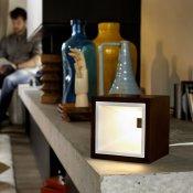 Lampa stołowa KUBIZ 2xLED 43268/86/16 Philips