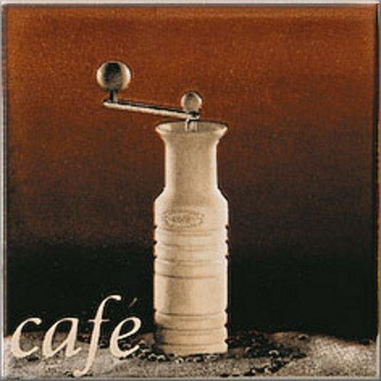 Płytka ścienna INWENCJA multikolor inserto cafe 3 błyszcząca 10x10 gat. I