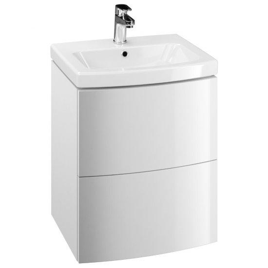 Szafka podumywalkowa EASY biała pod umywalkę EASY 50