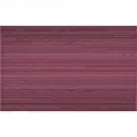 Płytka ścienna LORIS fioletowa struktura błyszcząca 25x40 gat. I