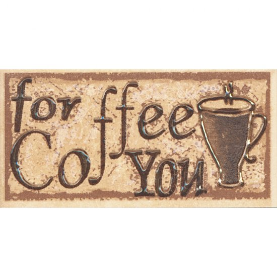 Płytka ścienna SAGRA piaskowa listwa coffee mat 5x10 gat. I