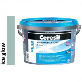 Fuga elastyczna CERESIT CE 40 ice glow 2 kg