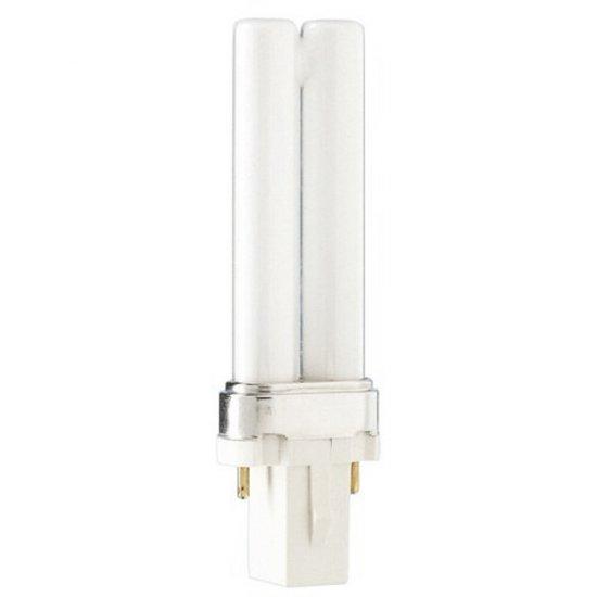 Świetlówka wtykowa Biax S-2 7W F7BX/830 GE Lighting