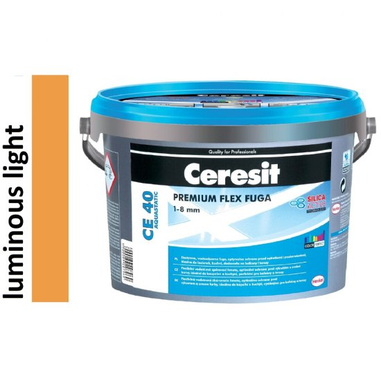 Fuga elastyczna CERESIT CE 40 luminous light 2 kg