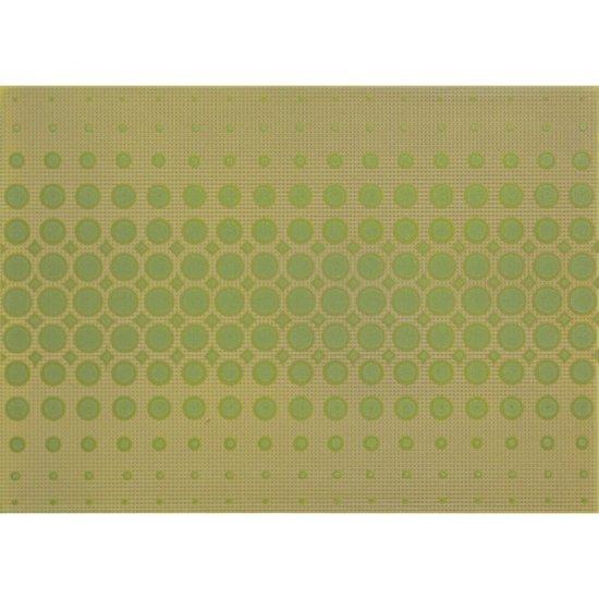 Płytka ścienna OPTICA zielona inserto modern błyszcząca 25x35 gat. I