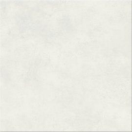 Gres szkliwiony UNIVERSAL FLOORS biały mat 42x42 gat. II