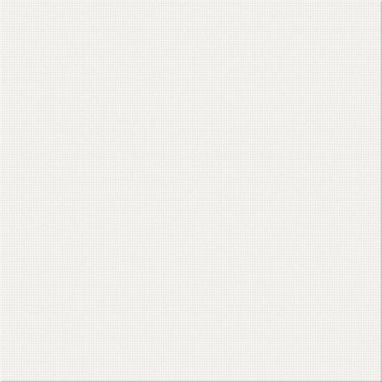 Płytka podłogowa PENNE biała mat 33,3x33,3 gat. I