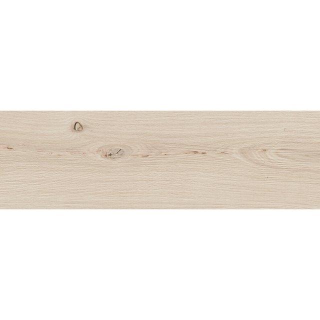 Gres szkliwiony SANDWOOD biały mat 18,5x59,8 gat. II