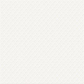 Płytka podłogowa BARICELLO biała mat 33,3x33,3 gat. I