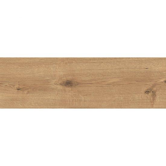 Gres szkliwiony SANDWOOD brązowy mat 18,5x59,8 gat. II#