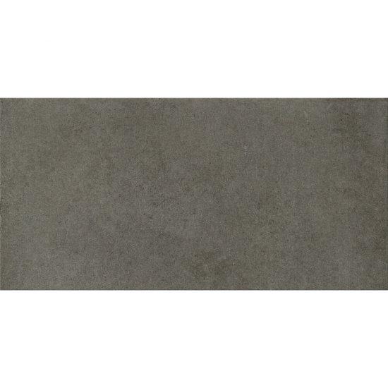 Gres szkliwiony KONKRETE antracytowy mat 29,7x59,8 gat. II