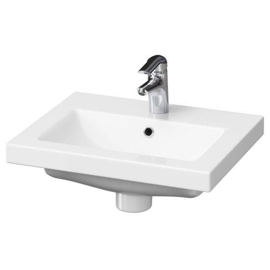 Umywalka pojedyncza meblowa COMO 50