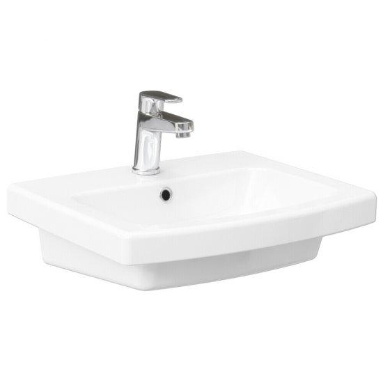 Umywalka pojedyncza meblowa EASY 50