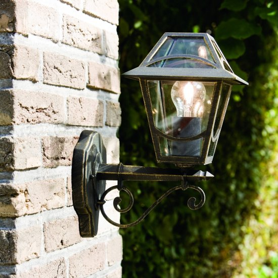 Kinkiet ogrodowy BABYLON 1xE27 15420/42/10 Philips-Massive