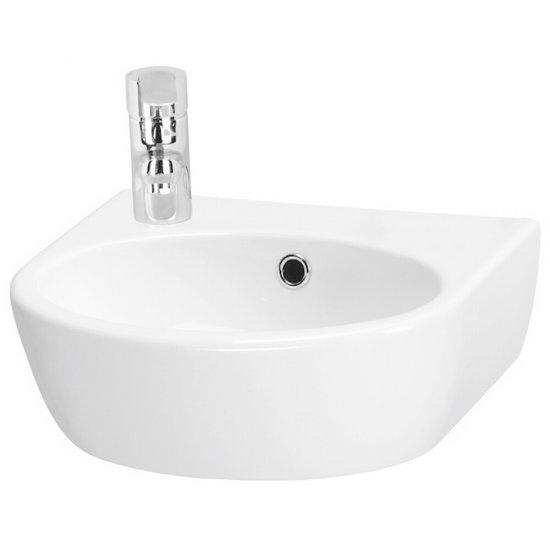 Umywalka pojedyncza wisząca PARVA 40