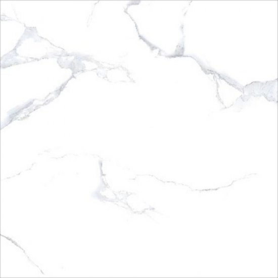 Gres WHITE MARBLE biały poler 60x60 gat. I